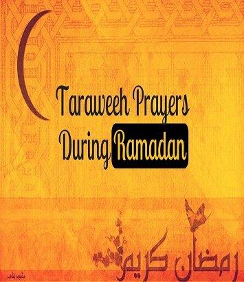 Number of Rakat in salah al tarawi